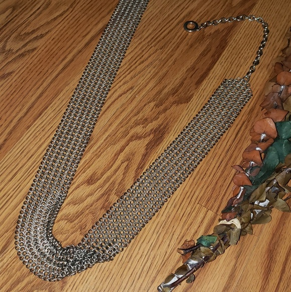 Accessories - Retro heavy duty small loops chain belt